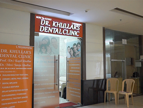 Dr khullar's dental clinic