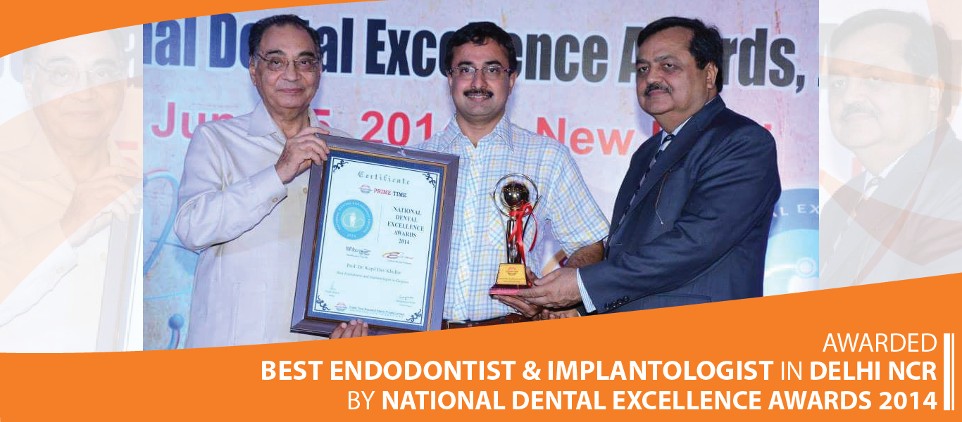 best endodontist nad implnatologist in gurgaon